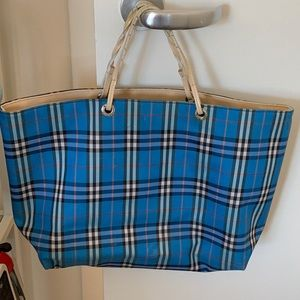 Burberry Tote Bag